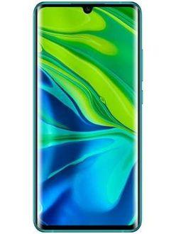 Xiaomi Mi Note 10 Price in India