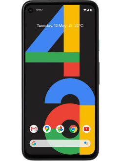 Google Pixel 4A Price in India