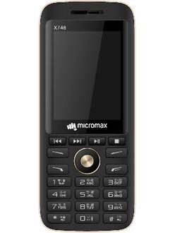 Micromax X748 Price in India