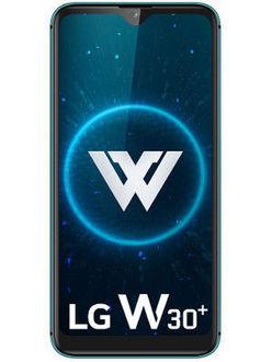 LG W30 Plus Price in India