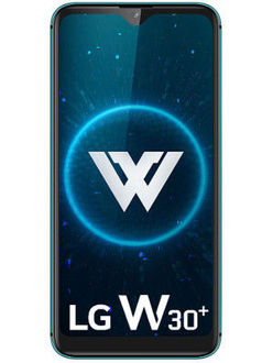 LG W30 Plus Price in India