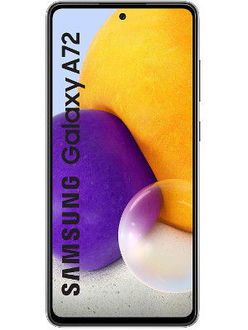 Samsung Galaxy A72 Price in India