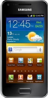 Samsung Galaxy S Advance I9070 Price in India