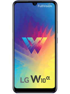 LG W10 Alpha Price in India