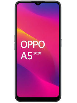 OPPO A5 2020 6GB RAM Price in India