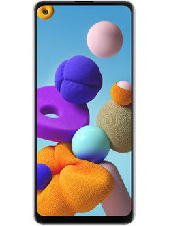 Samsung Galaxy A21s Price in India