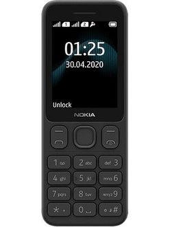 Nokia 125 Price in India