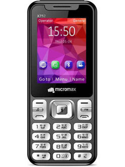 Micromax X752 Price in India
