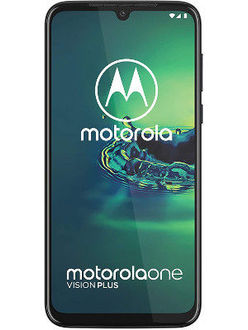 Motorola One Vision Plus Price in India
