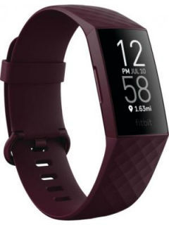 Fitbit Charge 4 Price in India