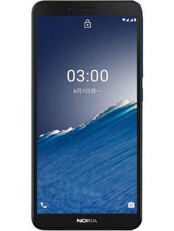 Nokia C3 2020 Price in India