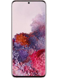 Samsung Galaxy S20 5G Price in India
