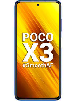 Xiaomi Poco X3 Price in India