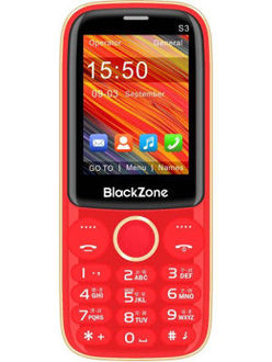 BlackZone S3 Price in India
