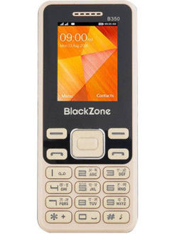 BlackZone B350 Price in India