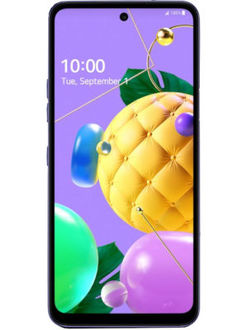 LG K52 Price in India