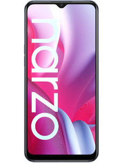 Realme Narzo 20A Price in India