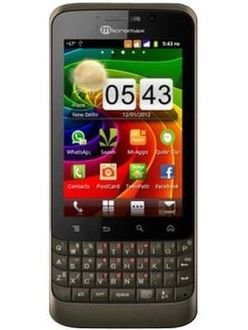 Micromax A78 Price in India