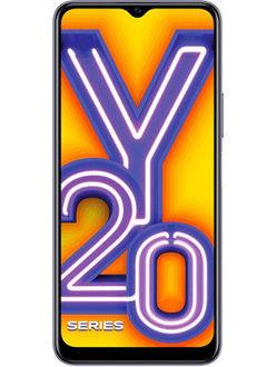 Vivo Y20 6GB RAM Price in India