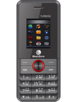BlackZone Turbo 52 Price in India