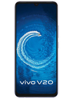Vivo V20 256GB Price in India
