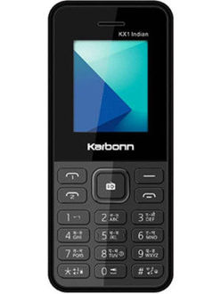 Karbonn KX1 Indian Price in India