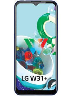 LG W31 Plus Price in India