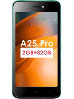 Itel A25 Pro Price in India