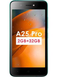 Itel A25 Pro Price in India