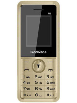 BlackZone M6 Price in India