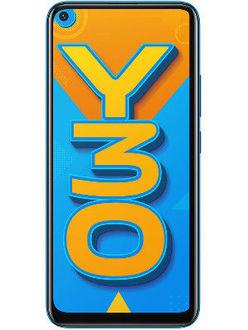 Vivo Y30 6GB RAM Price in India
