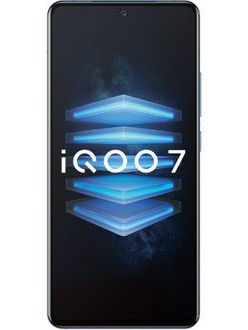 Vivo iQOO 7 Price in India