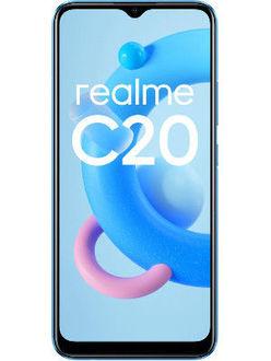 Realme C20 Price in India