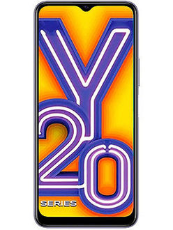 Vivo Y20A Price in India