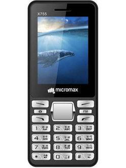 Micromax X755 Price in India