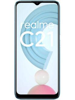Realme C21 Price in India