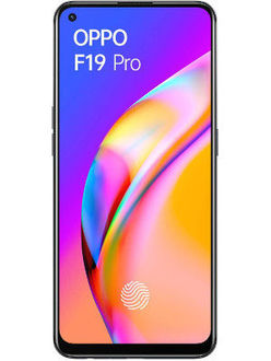 OPPO F19 Pro Price in India