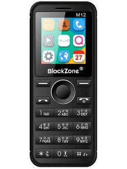 BlackZone M12 Price in India