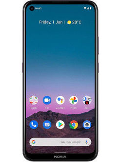 Nokia 5.4 6GB RAM Price in India