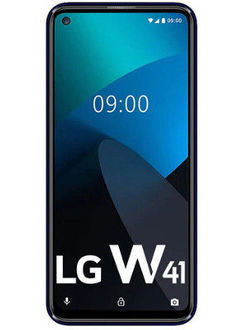 LG W41 Price in India