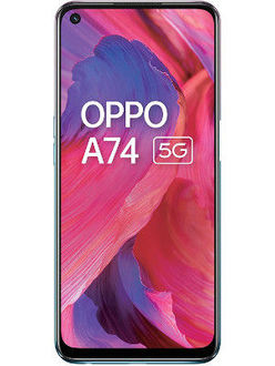 OPPO A74 5G Price in India