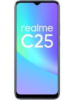 Realme C25 Price in India