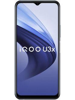 Vivo iQOO U3x Price in India