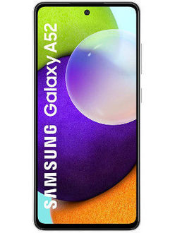 Samsung Galaxy A52 8GB RAM Price in India