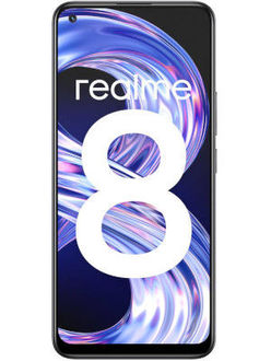 Realme 8 8GB RAM Price in India
