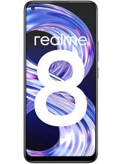 Realme 8 6GB RAM Price in India