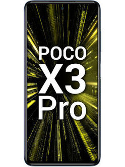Xiaomi Poco X3 Pro 8GB RAM Price in India