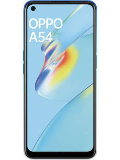 OPPO A54 Price in India