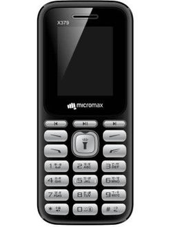 Micromax X379 Price in India