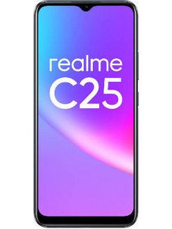 Realme C25 128GB Price in India